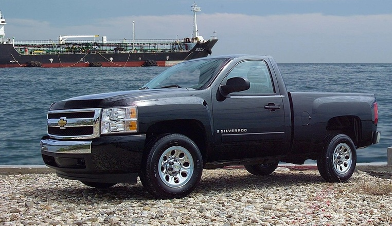 Chevrolet Silverado II (GMT900) 2007 - 2013 Pick Up Truck