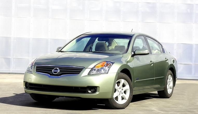 Nissan Altima IV 2007 - 2012 Sedan